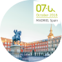 ESA Annual Meeting 7-9 October in Madrid, Spain